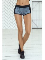 LIMITED Gradient Grey Shorts
