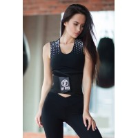 Corsetry Fitness-Belt Silver